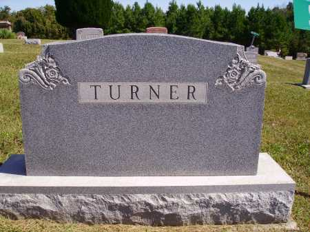 TURNER FAMILY, MONUMENT - Meigs County, Ohio | MONUMENT TURNER FAMILY - Ohio Gravestone Photos