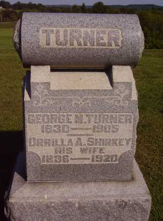 SHIRKEY TURNER, ORRILLA A. - Meigs County, Ohio | ORRILLA A. SHIRKEY TURNER - Ohio Gravestone Photos