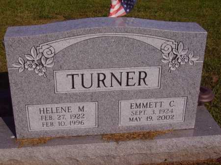 TURNER, HELENE M. - Meigs County, Ohio | HELENE M. TURNER - Ohio Gravestone Photos