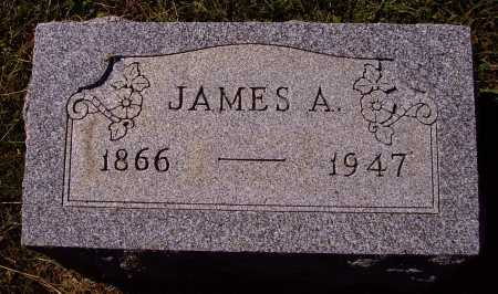 TURNER, JAMES A. - Meigs County, Ohio | JAMES A. TURNER - Ohio Gravestone Photos