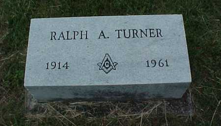 TURNER, RALPH A. - Meigs County, Ohio | RALPH A. TURNER - Ohio Gravestone Photos