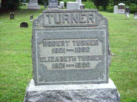 BRADFIELD TURNER, ELIZABETH - Meigs County, Ohio | ELIZABETH BRADFIELD TURNER - Ohio Gravestone Photos