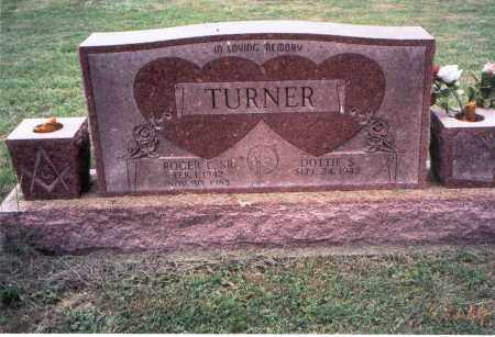 TURNER, DOTTIE S. - Meigs County, Ohio | DOTTIE S. TURNER - Ohio Gravestone Photos