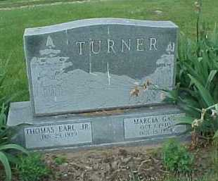 TURNER, MARCIA GAIL - Meigs County, Ohio | MARCIA GAIL TURNER - Ohio Gravestone Photos