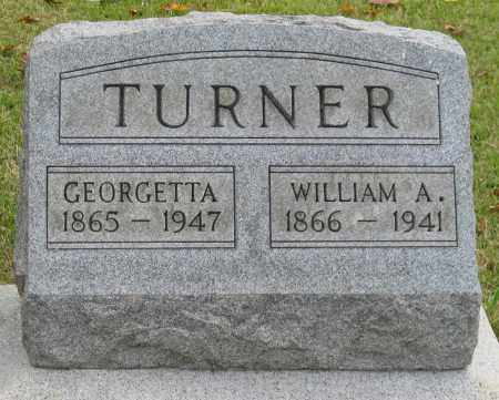 TURNER, GEORGETTA E. - Meigs County, Ohio | GEORGETTA E. TURNER - Ohio Gravestone Photos