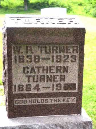 ASHWORTH TURNER, CATHERN - Meigs County, Ohio | CATHERN ASHWORTH TURNER - Ohio Gravestone Photos