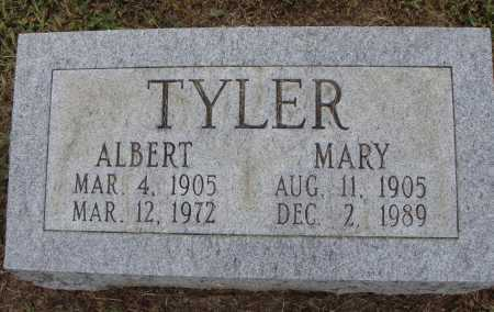 TYLER, MARY - Meigs County, Ohio | MARY TYLER - Ohio Gravestone Photos