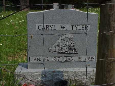 TYLER, CARYL W. - Meigs County, Ohio | CARYL W. TYLER - Ohio Gravestone Photos
