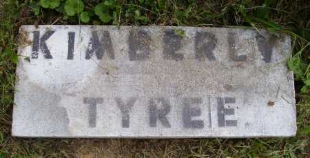 TYREE, KIMBERLY - Meigs County, Ohio | KIMBERLY TYREE - Ohio Gravestone Photos