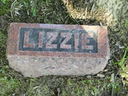 UNKNOWN, LIZZIE - Meigs County, Ohio | LIZZIE UNKNOWN - Ohio Gravestone Photos