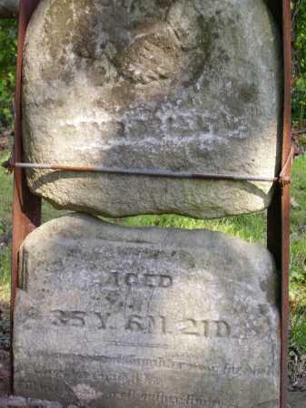 UNKNOWN [WILLIAMS?], UNKNONW - Meigs County, Ohio | UNKNONW UNKNOWN [WILLIAMS?] - Ohio Gravestone Photos