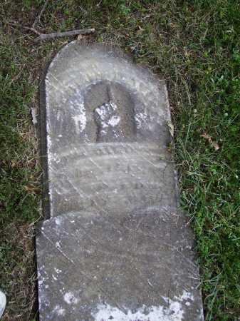 UNKNOWN, UNKNOWN - Meigs County, Ohio | UNKNOWN UNKNOWN - Ohio Gravestone Photos