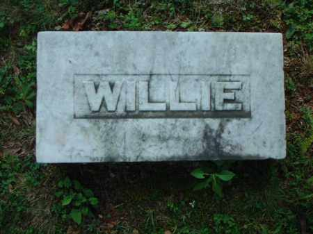 UNKNOWN, WILLIE - Meigs County, Ohio | WILLIE UNKNOWN - Ohio Gravestone Photos