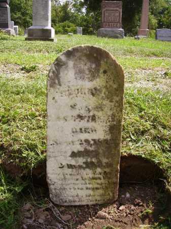 UTNAHMER, GEORGE F. - Meigs County, Ohio | GEORGE F. UTNAHMER - Ohio Gravestone Photos