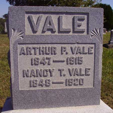 TRAINER VALE, NANCY T. - Meigs County, Ohio | NANCY T. TRAINER VALE - Ohio Gravestone Photos
