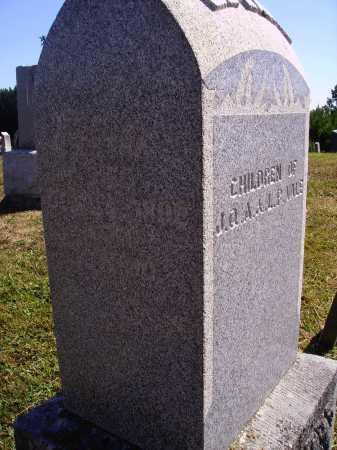 VALE, BERTHA - Meigs County, Ohio   BERTHA VALE - Ohio Gravestone Photos