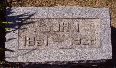 VALE, JOHN - Meigs County, Ohio | JOHN VALE - Ohio Gravestone Photos