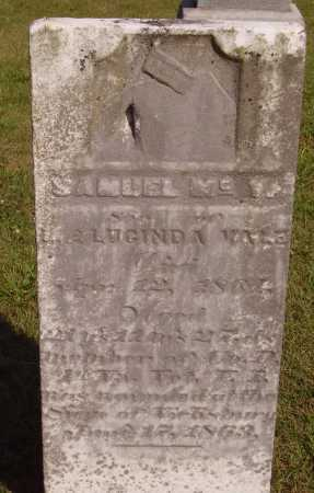VALE, SAMUE MCV. - Meigs County, Ohio | SAMUE MCV. VALE - Ohio Gravestone Photos