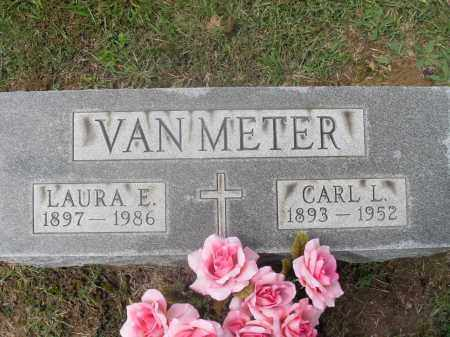 VAN METER, LAURA E. - Meigs County, Ohio | LAURA E. VAN METER - Ohio Gravestone Photos