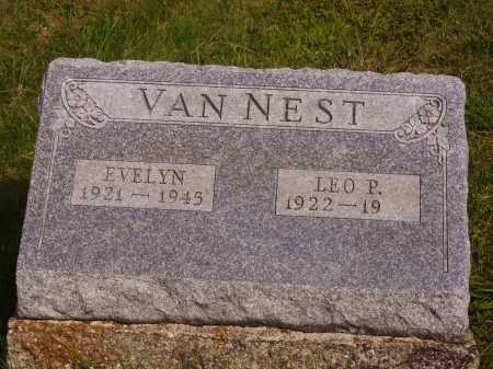 VAN NEST, EVELYN - Meigs County, Ohio | EVELYN VAN NEST - Ohio Gravestone Photos
