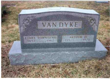 VANDYKE, ETHEL - Meigs County, Ohio | ETHEL VANDYKE - Ohio Gravestone Photos