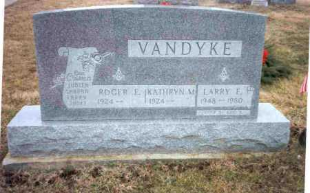 VANDYKE, KATHRYN M. - Meigs County, Ohio | KATHRYN M. VANDYKE - Ohio Gravestone Photos