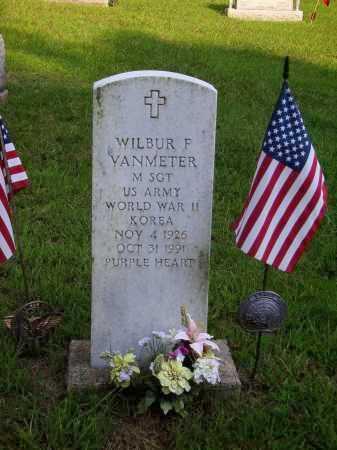VANMETER, WILBUR F. - Meigs County, Ohio | WILBUR F. VANMETER - Ohio Gravestone Photos