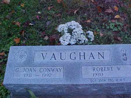 CONWAY VAUGHAN, G. JOAN - Meigs County, Ohio | G. JOAN CONWAY VAUGHAN - Ohio Gravestone Photos