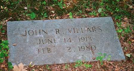 VILLARS, JOHN R. - Meigs County, Ohio | JOHN R. VILLARS - Ohio Gravestone Photos