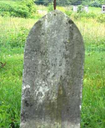 VONSHRILTZ, JOHN - Meigs County, Ohio | JOHN VONSHRILTZ - Ohio Gravestone Photos
