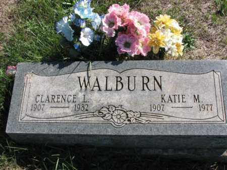 WALBURN, CLARENCE L. - Meigs County, Ohio | CLARENCE L. WALBURN - Ohio Gravestone Photos