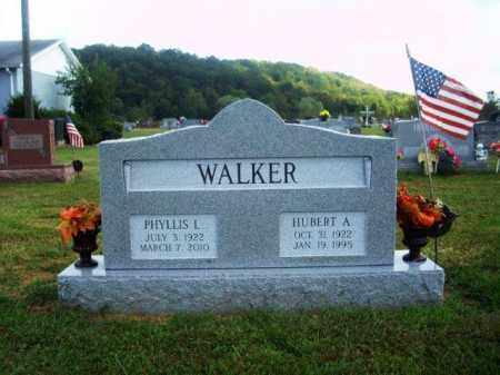 WALKER, HUBERT A - Meigs County, Ohio | HUBERT A WALKER - Ohio Gravestone Photos