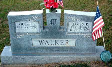 WALKER, JAMES R. - Meigs County, Ohio | JAMES R. WALKER - Ohio Gravestone Photos