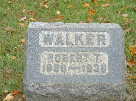 WALKER, ROBERT T. - Meigs County, Ohio | ROBERT T. WALKER - Ohio Gravestone Photos