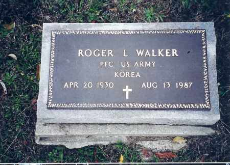 WALKER, ROGER L. - Meigs County, Ohio | ROGER L. WALKER - Ohio Gravestone Photos