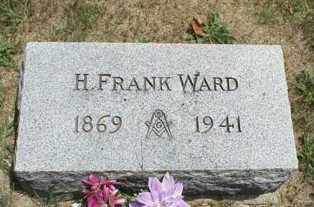 WARD, H. FRANK - Meigs County, Ohio | H. FRANK WARD - Ohio Gravestone Photos