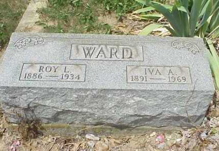 WARD, IVA A. - Meigs County, Ohio | IVA A. WARD - Ohio Gravestone Photos