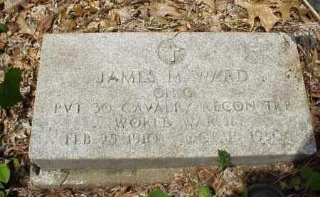 WARD, JAMES M. - Meigs County, Ohio | JAMES M. WARD - Ohio Gravestone Photos