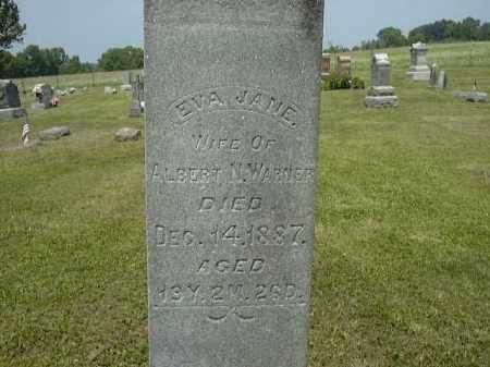 GOTSCHALL WARNER, EVA JANE [CLOSEVIEW] - Meigs County, Ohio   EVA JANE [CLOSEVIEW] GOTSCHALL WARNER - Ohio Gravestone Photos