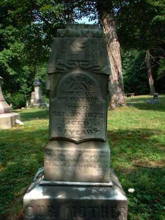 WATSON, SARAH - Meigs County, Ohio | SARAH WATSON - Ohio Gravestone Photos