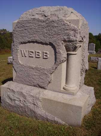 WEBB FAMILY, MONUMENT #2 - Meigs County, Ohio | MONUMENT #2 WEBB FAMILY - Ohio Gravestone Photos