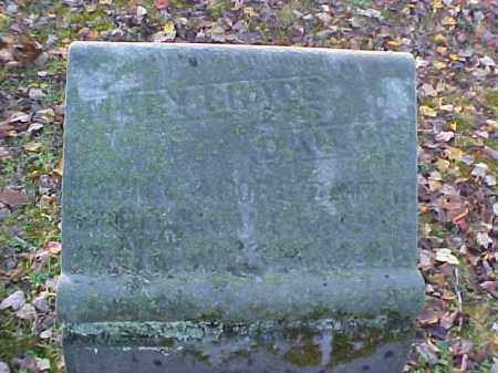 WEBB, MARY GRACE - Meigs County, Ohio | MARY GRACE WEBB - Ohio Gravestone Photos