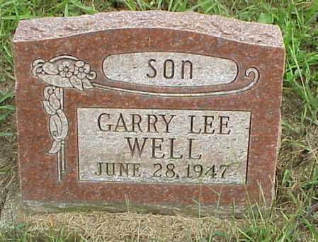 WELL, GARRY LEE - Meigs County, Ohio | GARRY LEE WELL - Ohio Gravestone Photos