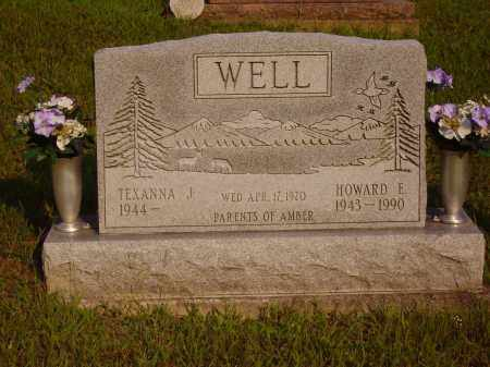WELL, TEXANNA J. - Meigs County, Ohio | TEXANNA J. WELL - Ohio Gravestone Photos