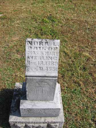 WERLING, NORA - Meigs County, Ohio | NORA WERLING - Ohio Gravestone Photos