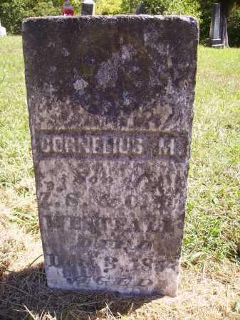 WESTFALL, CORNELIUS M. - Meigs County, Ohio | CORNELIUS M. WESTFALL - Ohio Gravestone Photos