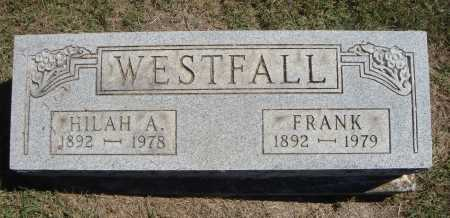 WESTFALL, HILAH ALICE - Meigs County, Ohio | HILAH ALICE WESTFALL - Ohio Gravestone Photos