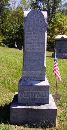 WESTFALL, HARVEY - OVERALL VIEW - Meigs County, Ohio   HARVEY - OVERALL VIEW WESTFALL - Ohio Gravestone Photos