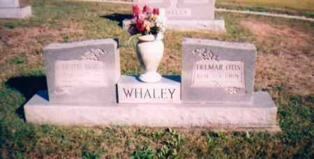 WHALEY, DELMER OTIS - Meigs County, Ohio | DELMER OTIS WHALEY - Ohio Gravestone Photos
