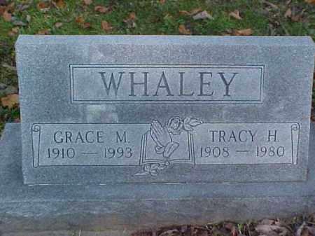 WHALEY, GRACE M. - Meigs County, Ohio | GRACE M. WHALEY - Ohio Gravestone Photos